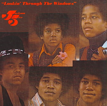LOOKIN THROUGH THE WINDOWS BY JACKSON 5 (CD)
